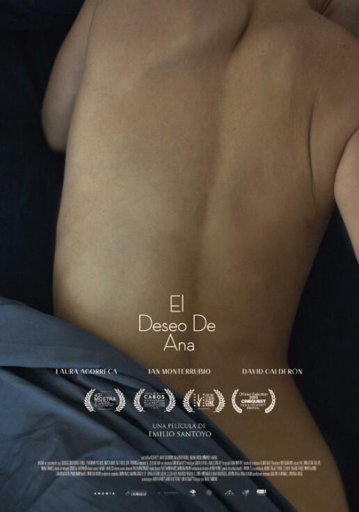 Poster El Deseo De Ana