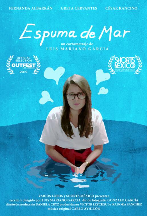 Poster Espuma De Mar