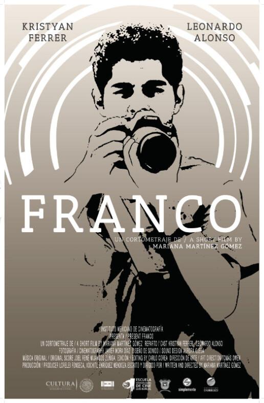 Poster Franco