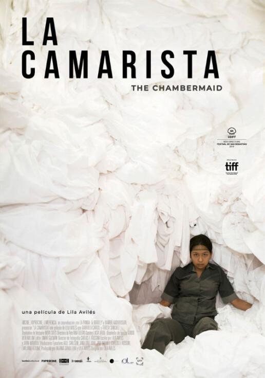 Poster La Camarista