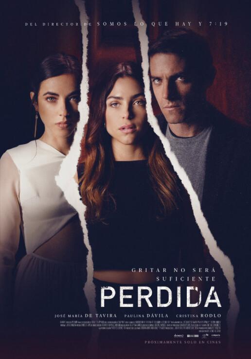 Poster Perdida